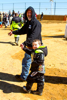 TRAILWAYS SPEEDWAY HANOVER PA D-6 AMA FLAT TRACK BIKES 3-29-2015-7905