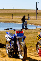 TRAILWAYS SPEEDWAY HANOVER PA D-6 AMA FLAT TRACK BIKES 3-29-2015-1376