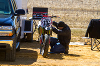 TRAILWAYS SPEEDWAY HANOVER PA D-6 AMA FLAT TRACK BIKES 3-29-2015-1405