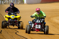 TRAILWAYS SPEEDWAY HANOVER PA D-6 AMA FLAT TRACK BIKES 3-29-2015-1419