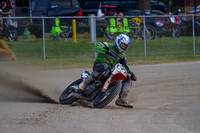 YORK PA FAIRGROUNDS ALL STAR FLAT TRACK BIKES 9-26-2015-6788