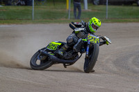 YORK PA FAIRGROUNDS ALL STAR FLAT TRACK BIKES 9-26-2015-6872