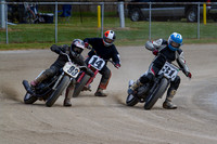YORK PA FAIRGROUNDS ALL STAR FLAT TRACK BIKES 9-26-2015-6921