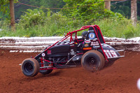 SUSQUEHANNA SPEEDWAY YORK HAVEN PA USAC SPRINTS & ARDC MIDGETS 6-8-2014-1263