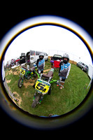 TRAILWAYS SPEEDWAY HANOVER PA D-6  FLAT TRACK BIKES 6-21-2014-3185-2