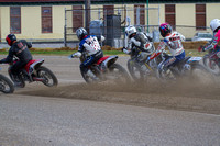 YORK PA FAIRGROUNDS ALL STAR FLAT TRACK BIKES 9-28-2013-9111