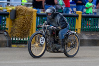 YORK PA FAIRGROUNDS ALL STAR FLAT TRACK BIKES 9-28-2013-9086
