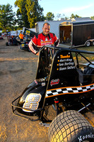 LINDAS SPEEDWAY RONNIE DUNSTAN TRIBUTE NIGHT 600 WINGLESS MICROS,270 MICROS,LEGENDS & SLINGSHOTS 8-29-2014-0050