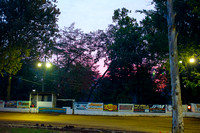 SHELLHAMMERS SPEEDWAY LEESPORT PA 270 WINGLESS MICRO SPRINTS & SLINGSHOTS 9-24-2014-9819