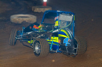 SHELLHAMMERS SPEEDWAY LEESPORT PA 270 WINGLESS MICRO SPRINTS & SLINGSHOTS 9-24-2014-3044