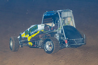 SHELLHAMMERS SPEEDWAY LEESPORT PA 270 WINGLESS MICRO SPRINTS & SLINGSHOTS 9-24-2014-3064