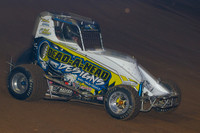 SHELLHAMMERS SPEEDWAY LEESPORT PA 270 WINGLESS MICRO SPRINTS & SLINGSHOTS 9-24-2014-3042