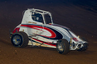 SHELLHAMMERS SPEEDWAY LEESPORT PA 270 WINGLESS MICRO SPRINTS & SLINGSHOTS 9-24-2014-3055