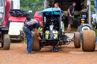 SUSQUEHANNA SPEEDWAY YORK HAVEN PA USAC SPRINTS & ARDC MIDGETS 6-8-2014-1032