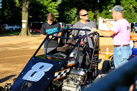 LINDAS SPEEDWAY RONNIE DUNSTAN TRIBUTE NIGHT 600 WINGLESS MICROS,270 MICROS,LEGENDS & SLINGSHOTS 8-29-2014-9982
